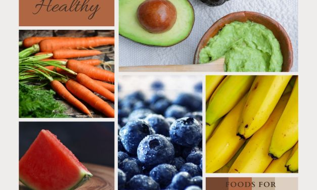 Five Healthy Foods for On-the-Go Moms