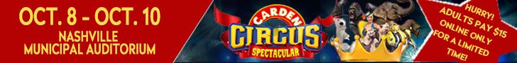 Carden Circus Nashville 2021