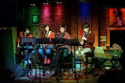 Sax Quartet Brussel