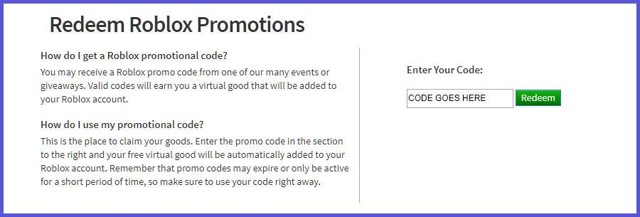 Unredeemed Free Roblox Gift Card Codes 2020 Unused