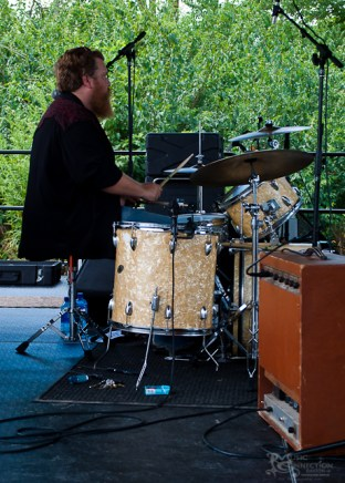Cherry Lee and the Hotrod Hounds - 2016 Miami Valley Music Fest-0337