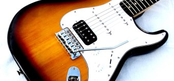 Squier Vintage Modified Stratocaster HSS Review