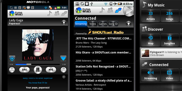 Tune Wiki android music player apps template