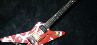 Eddie Van Halen Guitar Story : Ibanez Destroyer