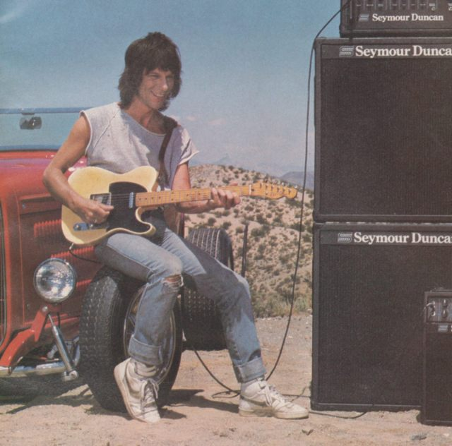 Jeff Beck Guitar Story : Fender Esquire | Music Corners