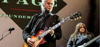 Jimmy Page Guitar : 1959 Les Paul Standard