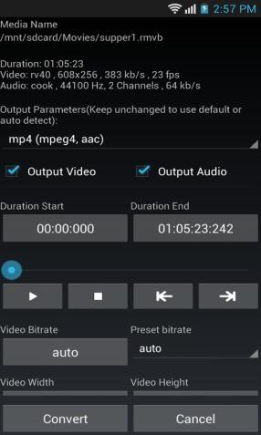 media converter, best sound editing apps