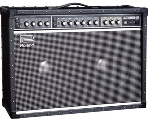 Best Guitar amps - Roland JC-120