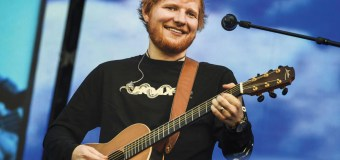 Ed Sheeran with Bad Habits is Back at Number One on UK Charts