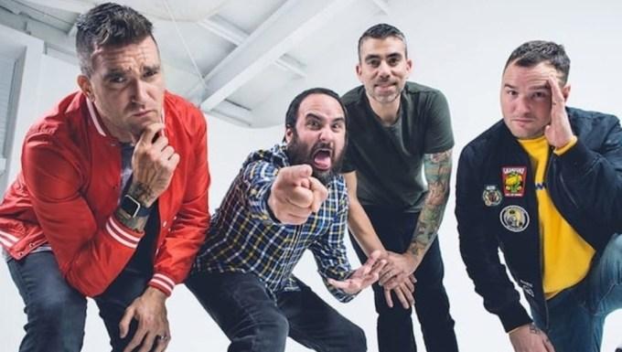 New Found Glory new album