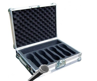 Storage for microphone