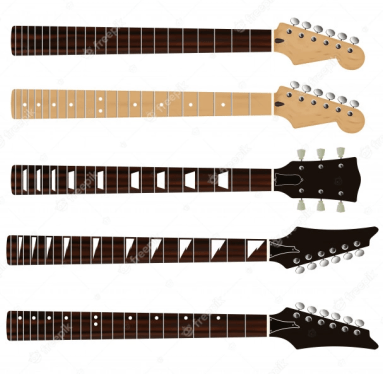 Tips for buying electric guitar neck