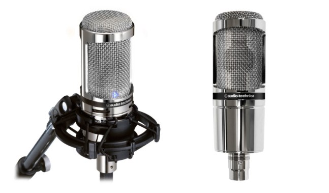 Best USB Microphone - Audio Technica AT2020