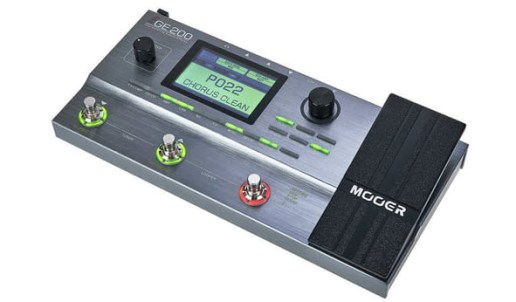 MOOER GE-200 review