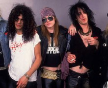 Guns N Roses New Song Introduced in 2021