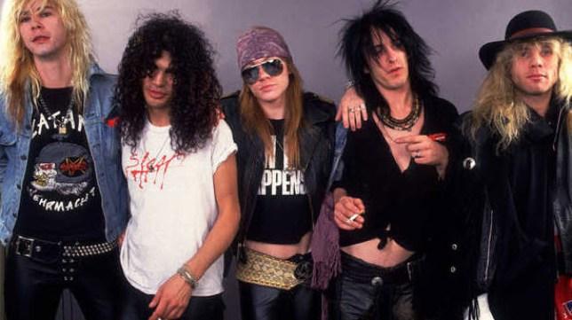 Guns N Roses New Song - Absurd