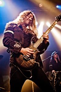 Evergrey en Iced Earth door Andrea Beckers 11