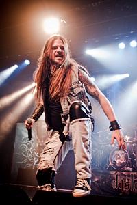 Evergrey en Iced Earth door Andrea Beckers 22