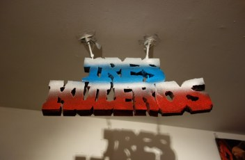 Tres Kuleros Records Logo