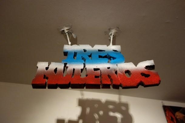 Tres Kuleros Records Logo