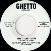 King Solomon's Advisors - The Tight Rope, Ghetto Records