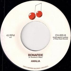 Amalia - Bonafide, Cherries 45
