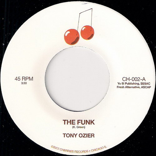 Tony Ozier - Funk, Cherries 45