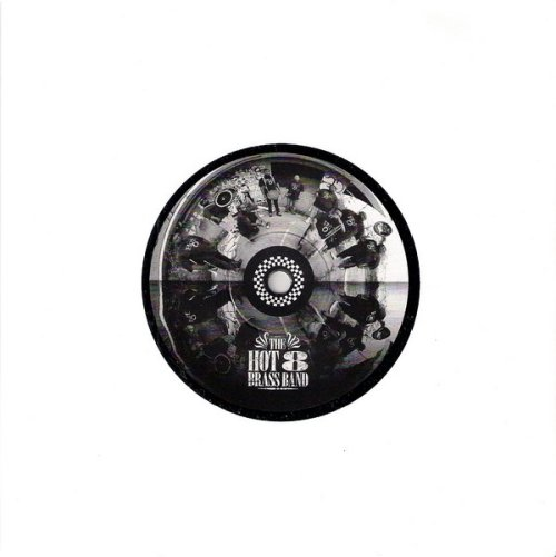 Hot 8 Brass Band - Ghost Town, Tru Thoughts 45