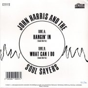 John Harris And The Soul Sayers ‎– Hangin' In PS Back
