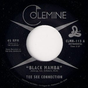 Tee See Connection - Black Mamba, Colemine 45