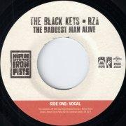 The Black Keys & RZA - The Baddest Man Alive Vocal, Soul Temple 45