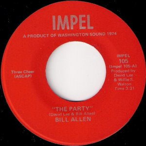 Bill Allen - The Party, Impel 45