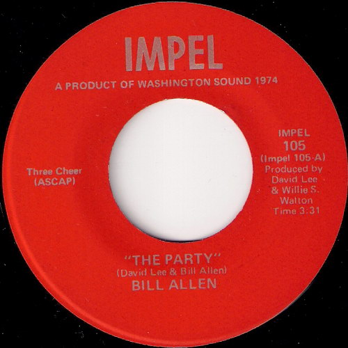 Bill Allen - The Party, Impel 45