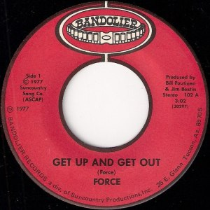 Force - Get Up And Get Out, Bandolier 45