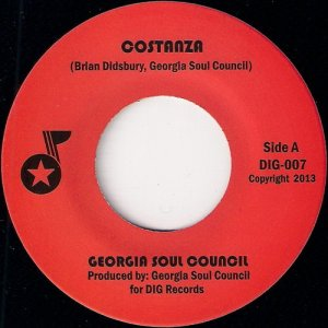 Georgia Soul Council - Costanza, DIG 45