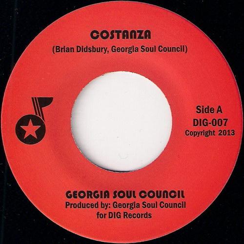 Georgia Soul Council - Costanza, DIG 45