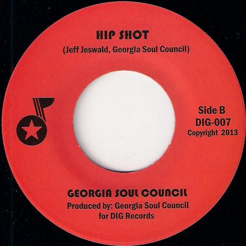 Georgia Soul Council - Hip Shot, DIG 45