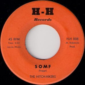 Hitch-Hikers - Somf, H-H Records 45