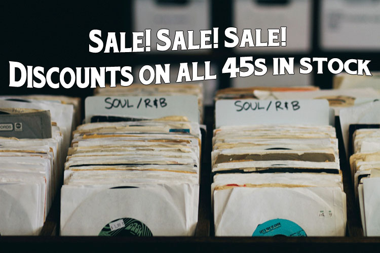 Musicdawn 45s Sale