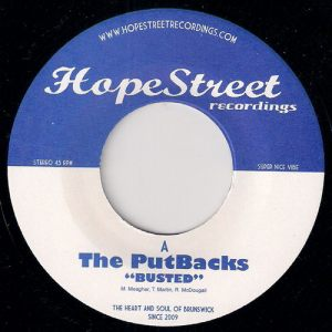The Putbacks - Busted, Hope Street 45