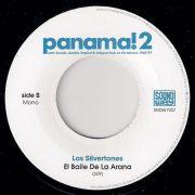 Los Silvertones - El Baile De La Arana, Soundway 45 Panama 2