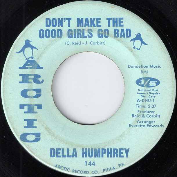 Della Humphrey - Don't Make The Good Girls Go Bad [Arctic]
