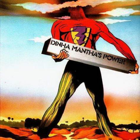 Daniel Janin – Dinha Mantha's Power [PSI] '1974