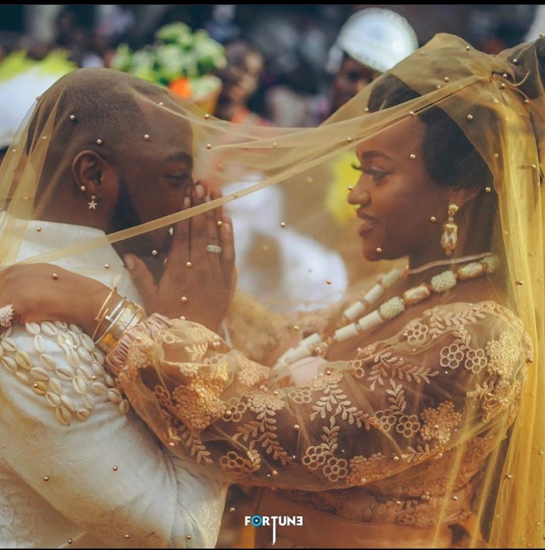 Davido Says His Fiancee Chioma Tests Positive For Coronavirus