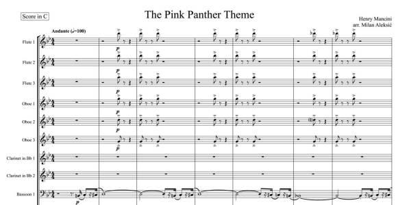 pink panther theme # 45