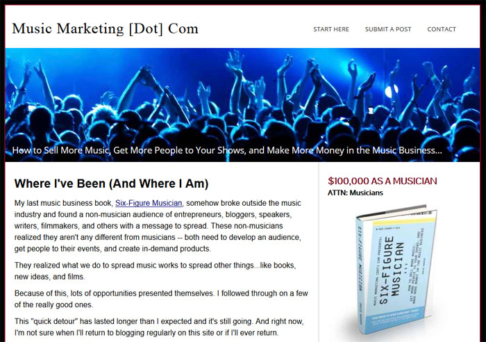 Music Marketing [Dot] Com