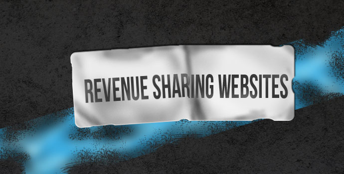 Revenue Sharing Sites for Writers