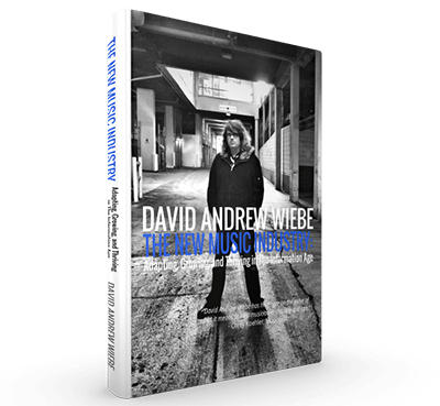 The New Music Industry by David Andrew Wiebe