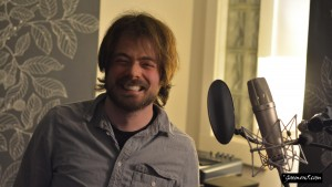 Jonathan Ferguson - recording with Goemon5