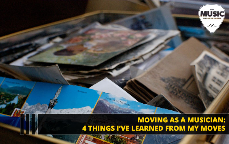 075 – Moving as a Musician: 4 Things I've Learned from My Moves